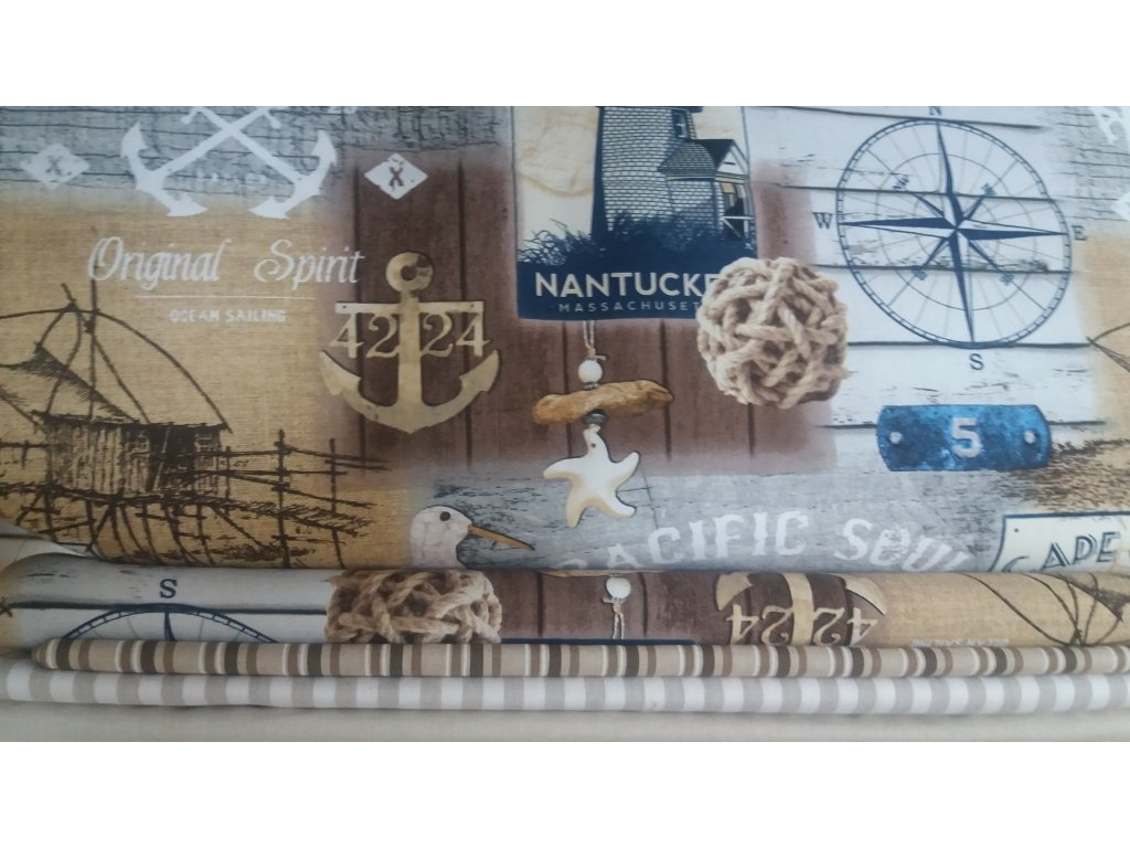 Námořnická s rackem
