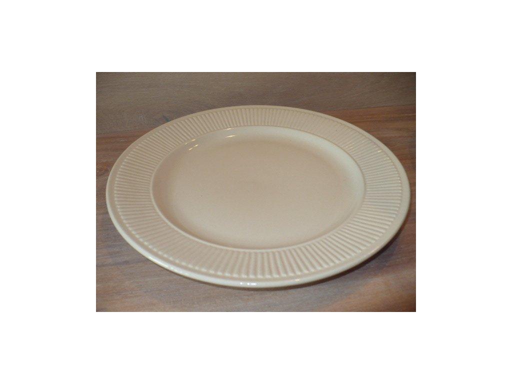 Jídelní talíř, Provence