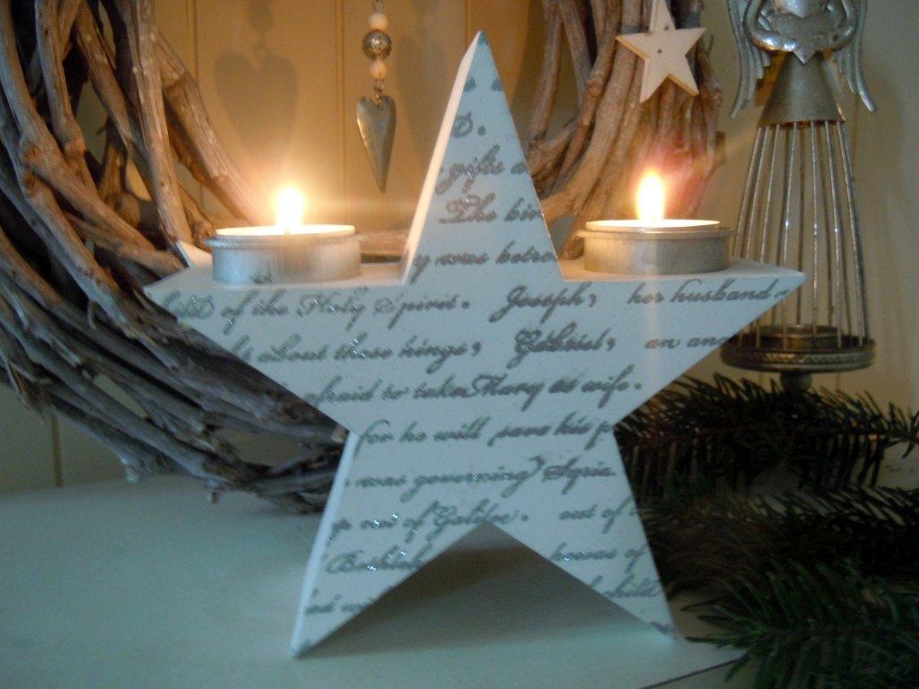 |Hvězda svícen