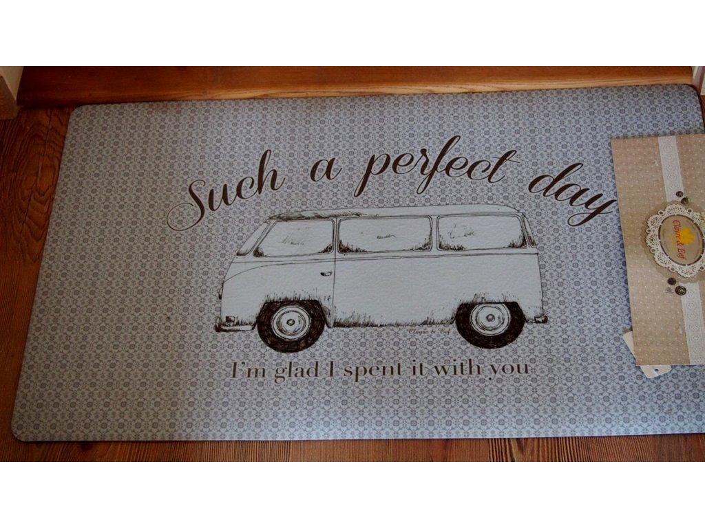 Rohožka Autobus