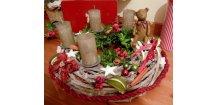 Rustikální advent