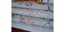 Látky vhodné pro šítí futonových sedáků