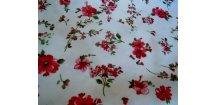 Červeno růžové růžičky