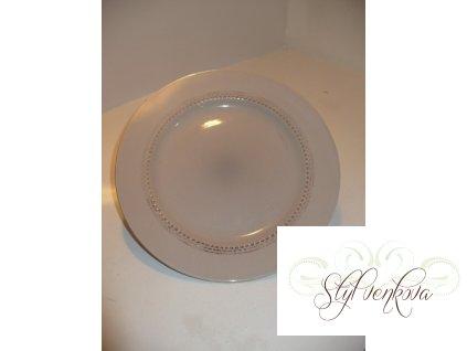 Jídelní talíř