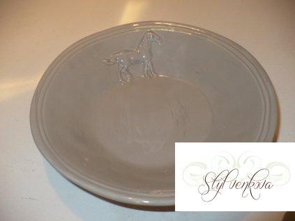 Mísa na polévku kůň