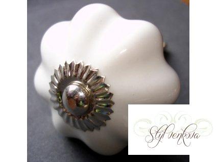 Porcelánové knopky