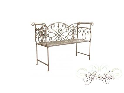 Romantická lavička