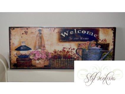 Obraz Welcome