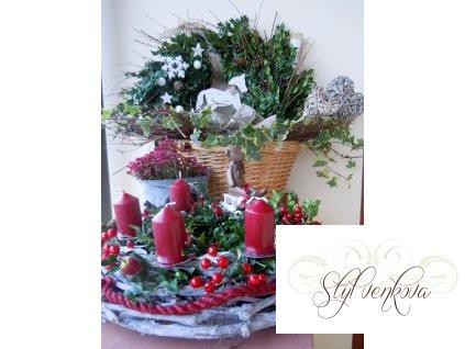 Rustikální advent 2