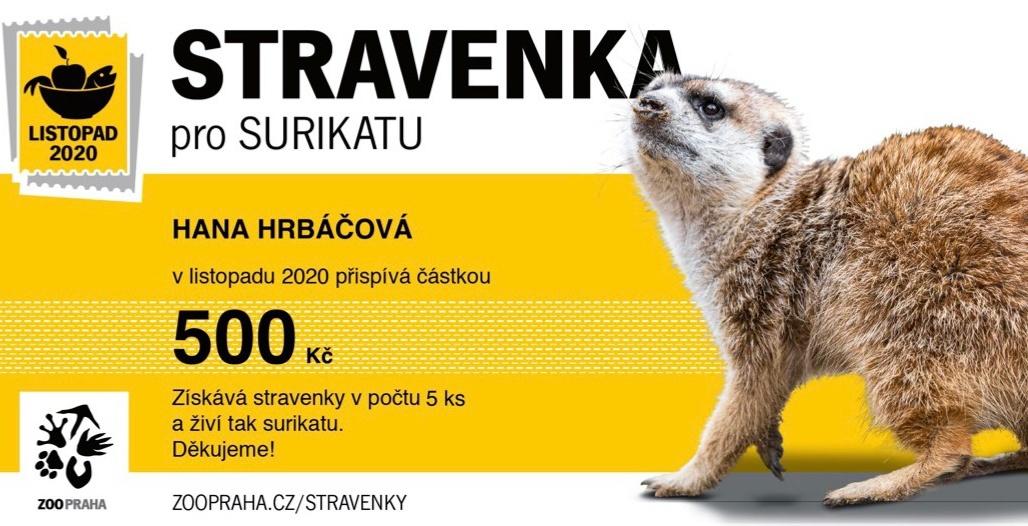 Pomáhejme společně ZOO Praha