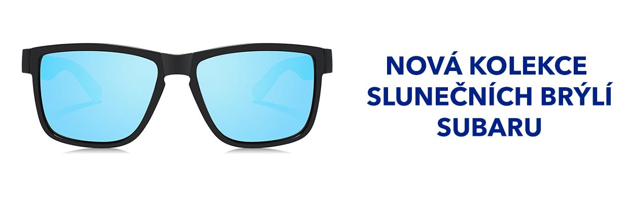 Nová kolekce slunečních brýlí