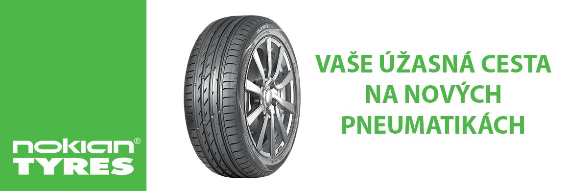 Letní pneumatiky Nokian