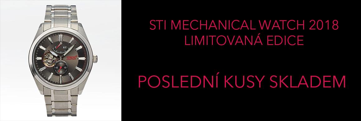 STI Mechanical Watch LE 2018