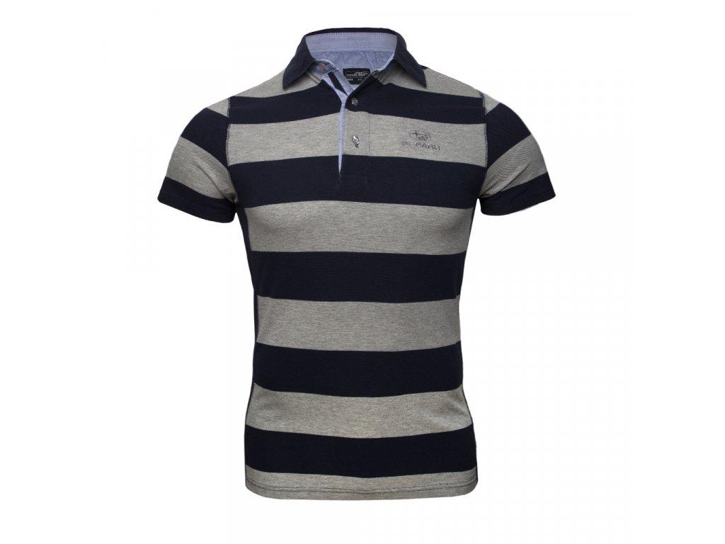 fd09e2d3eb88 Polo tričko - námořní styl - SUBARU BUTIK