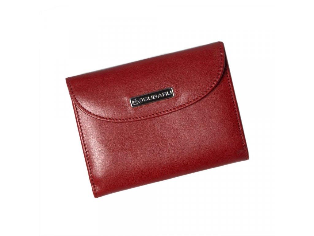 Dámská kožená peněženka - SUBARU BUTIK c319846985