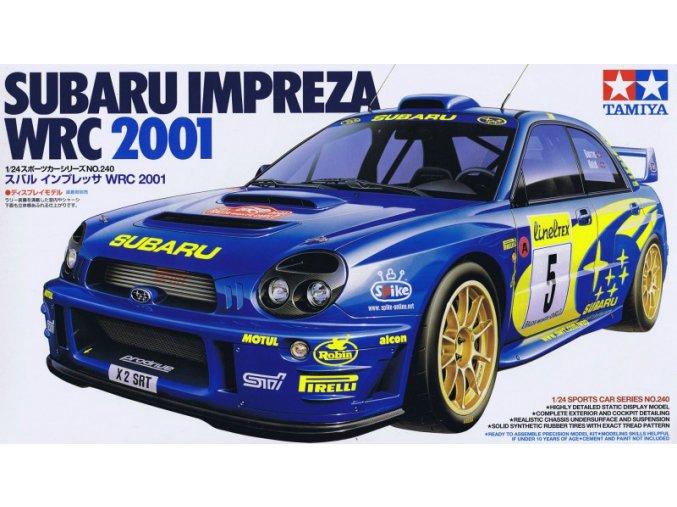 ImprezaWRC2001 2