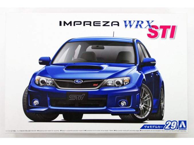 Impreza WRX STI 1