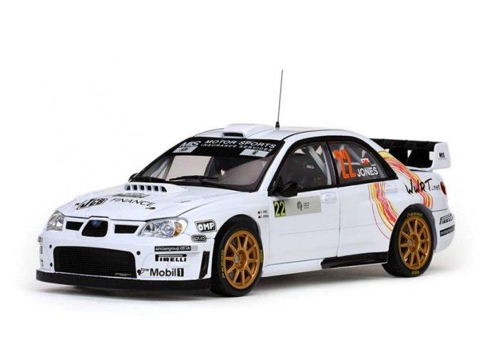 2008 Subaru Impreza WRC07 3