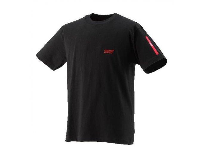 Tričko STI černé