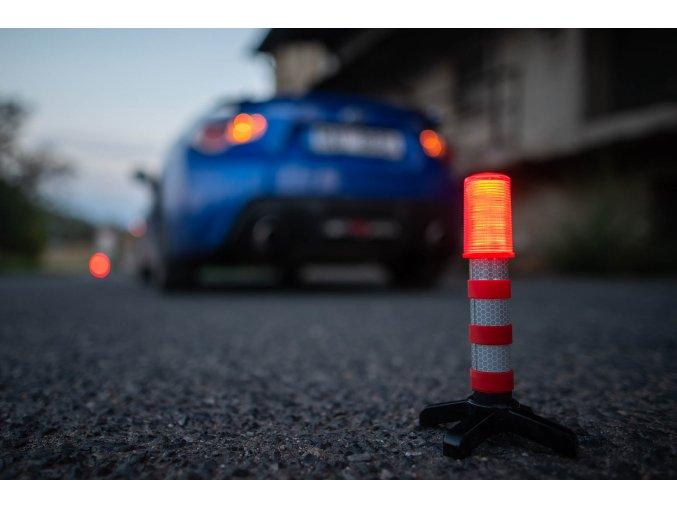Výstražný LED maják