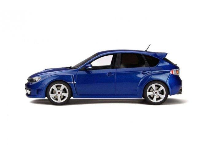2008 Subaru Impreza WRX STI 1