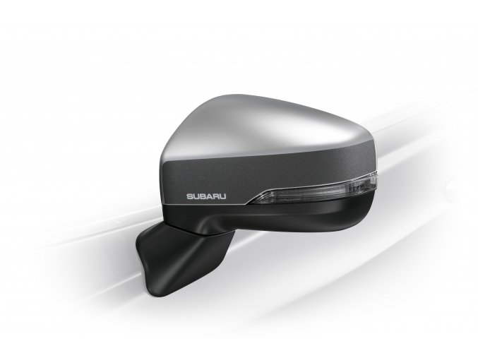 20B FOR Wing mirror foil black001