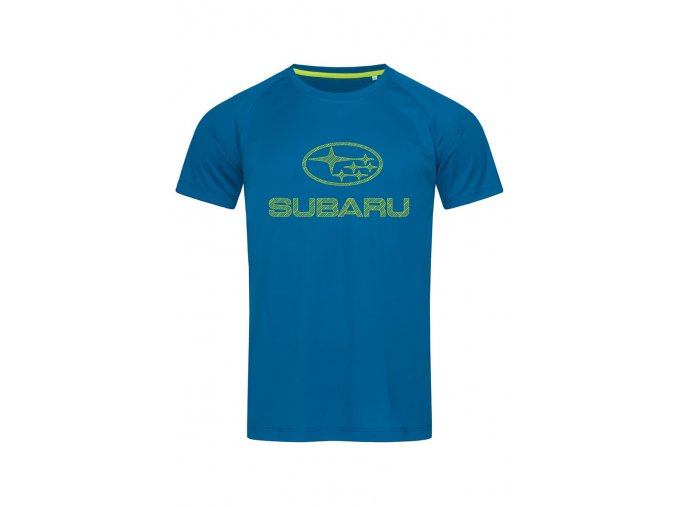 Blue logo silicone 1