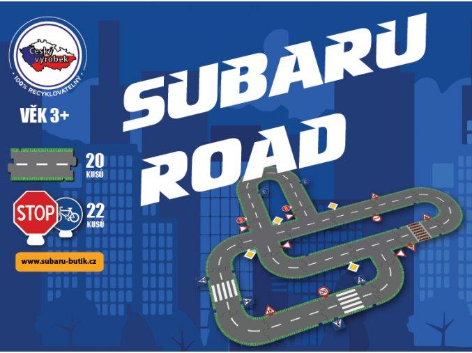Subaru Road 1