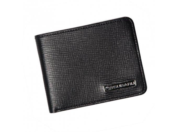 Kožená peněženka - malá