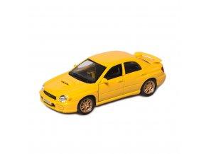 Model vozu SUBARU IMPREZA WRX STI (2002)