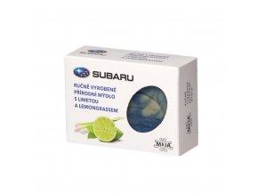 Přírodní mýdlo Subaru