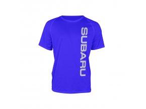 Blue running