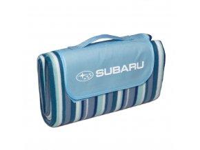 Pikniková deka Subaru