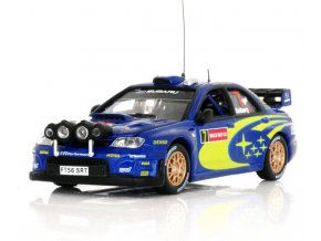 Subaru Impreza WRC07 1