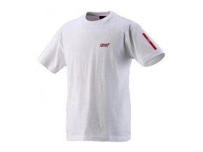Tričko STI bílé