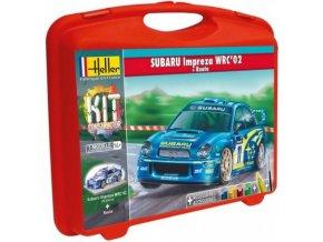 Heller Impreza WRC02 kit 3
