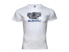 Tričko Subaru Boxer Engine - Rozbaleno