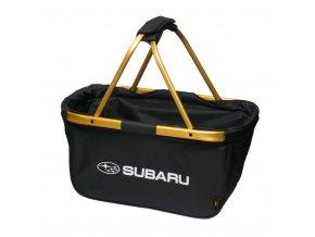 Nákupní skladádací košík Subaru  (Gold Edition)