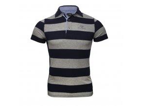 Polo tričko - námořní styl