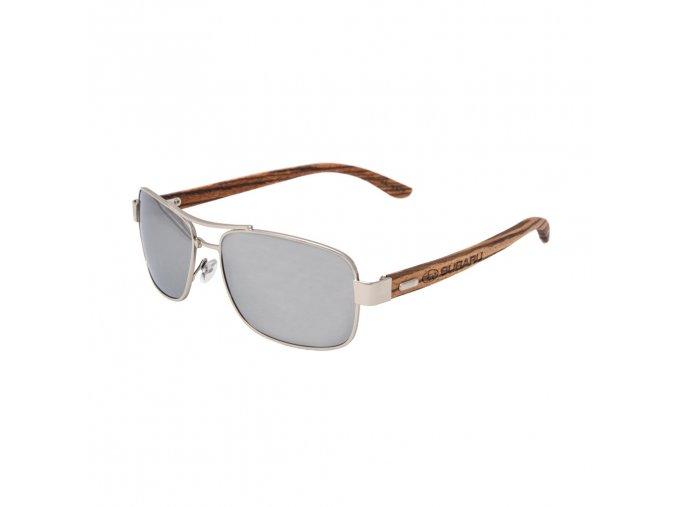 Brýle Subaru BB Mirror /Silver/ (Barva Stříbrná)