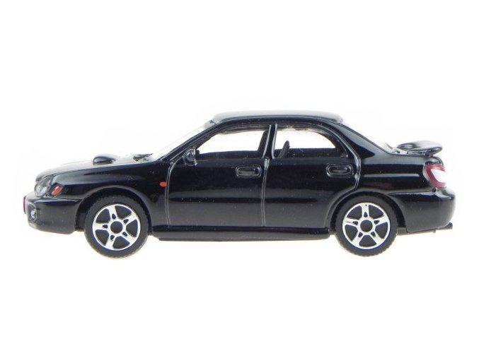 Subaru Impreza WRX Burago1