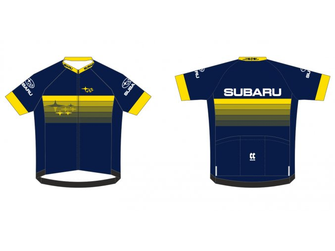 New cyclo jersey