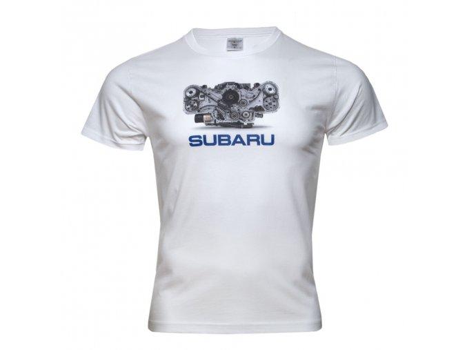 Tričko Subaru Boxer Engine