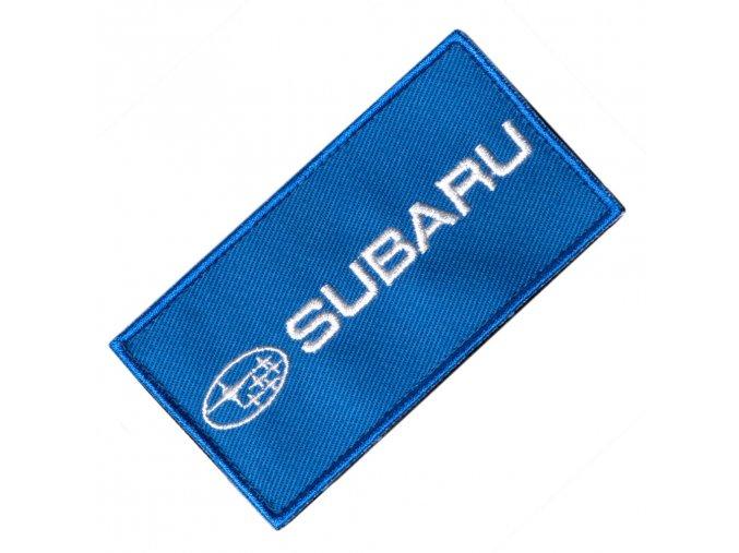 Nášivka Subaru