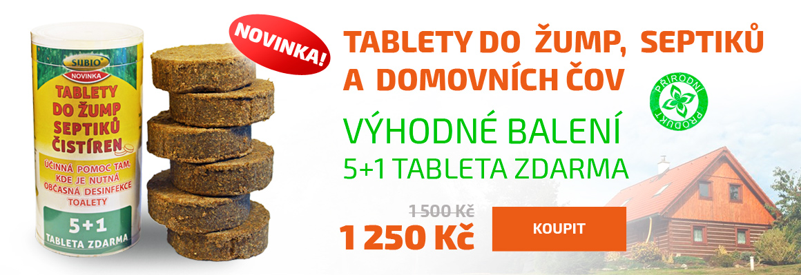 Tablety 5+1