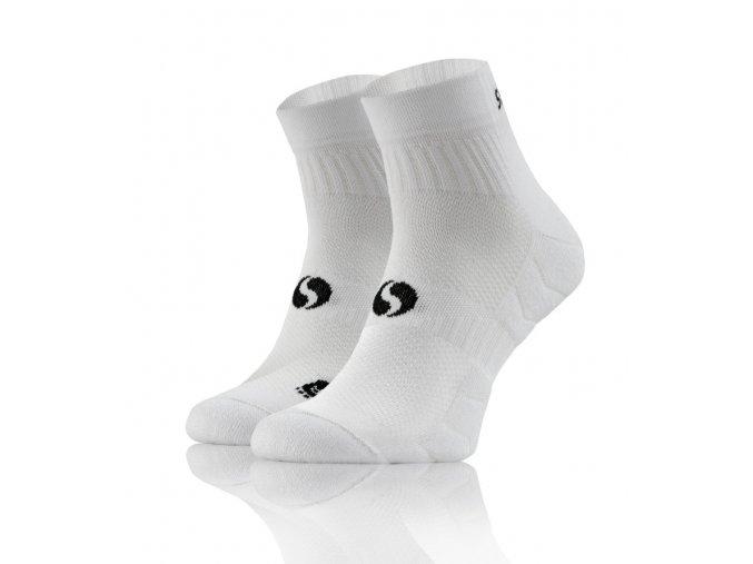 ponozky amz white 2