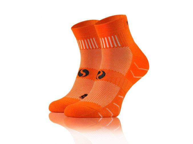 ponozky amz orange 2