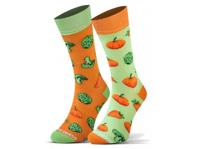 ponozky finest zelenina 1c