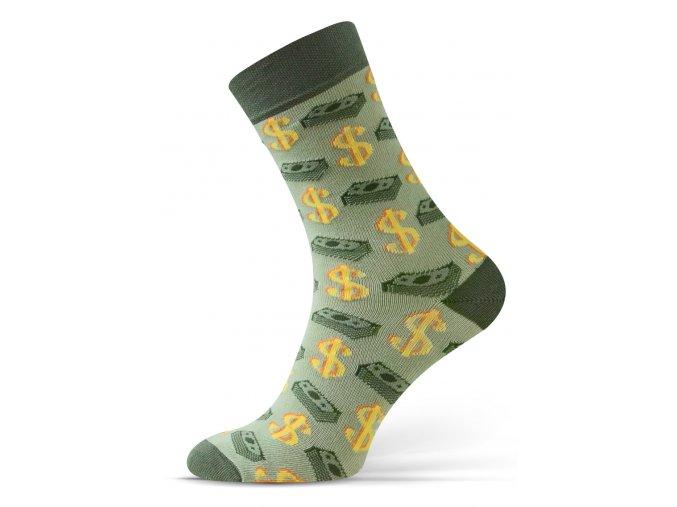 ponozky finest dolar 1a