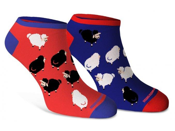 ponozky kotnik ovce 1